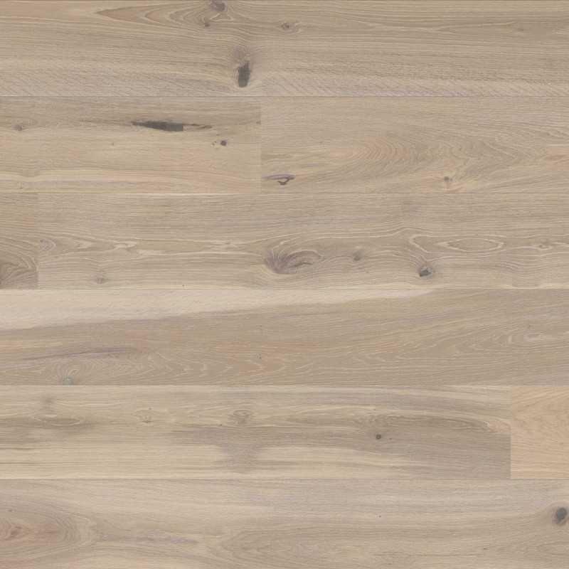 Europees eiken lamelparket 18x220cm geb. wit olie