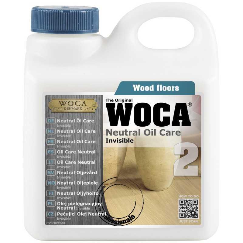 WOCA Neutral Oil Care 1L - 2