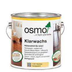 OSMO Blanke was (Klarwachs)