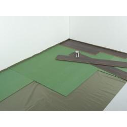 Ondervloer groene platen 7...